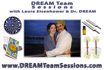 DREAM Team Sessions with Laura Eisenhower and Dr. DREAM
